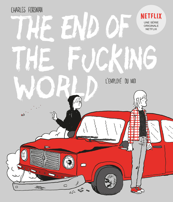 End of The Fucking World couv reed