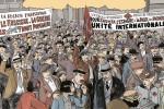 L'indignation contre la barbarie, le 1er mai 1937 (planche 61 - 2019)