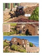 Le quartier de Maître Pancrace et ses amis (planches 5 et 7 - Bamboo/Grand Angle 2019)