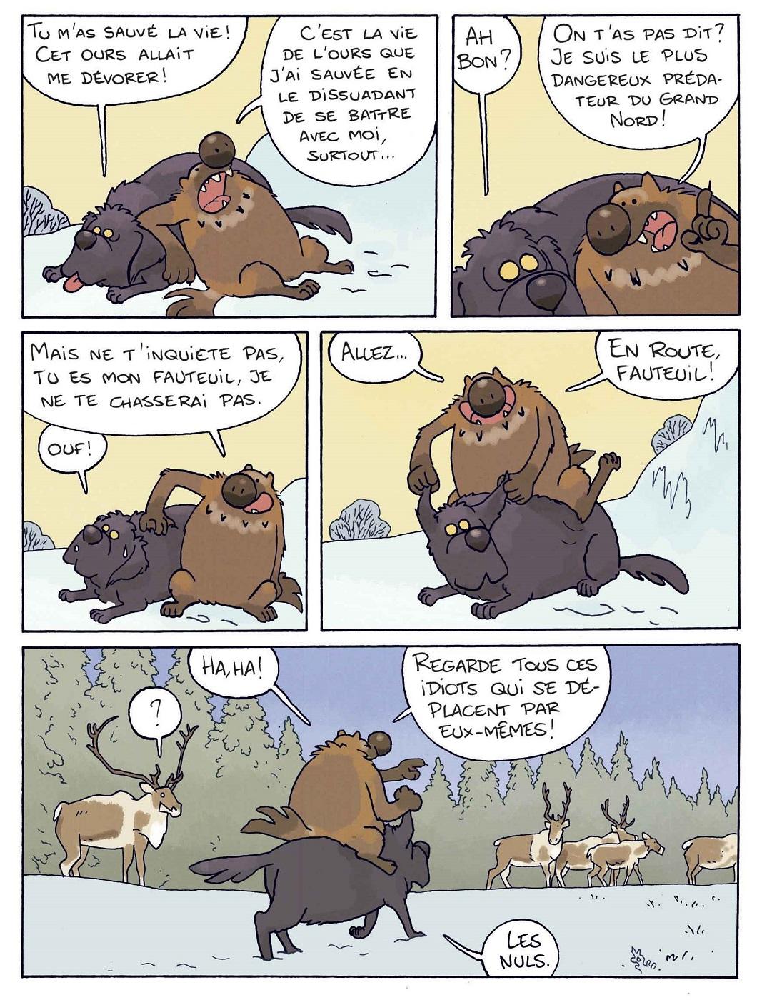 Glouton page 15
