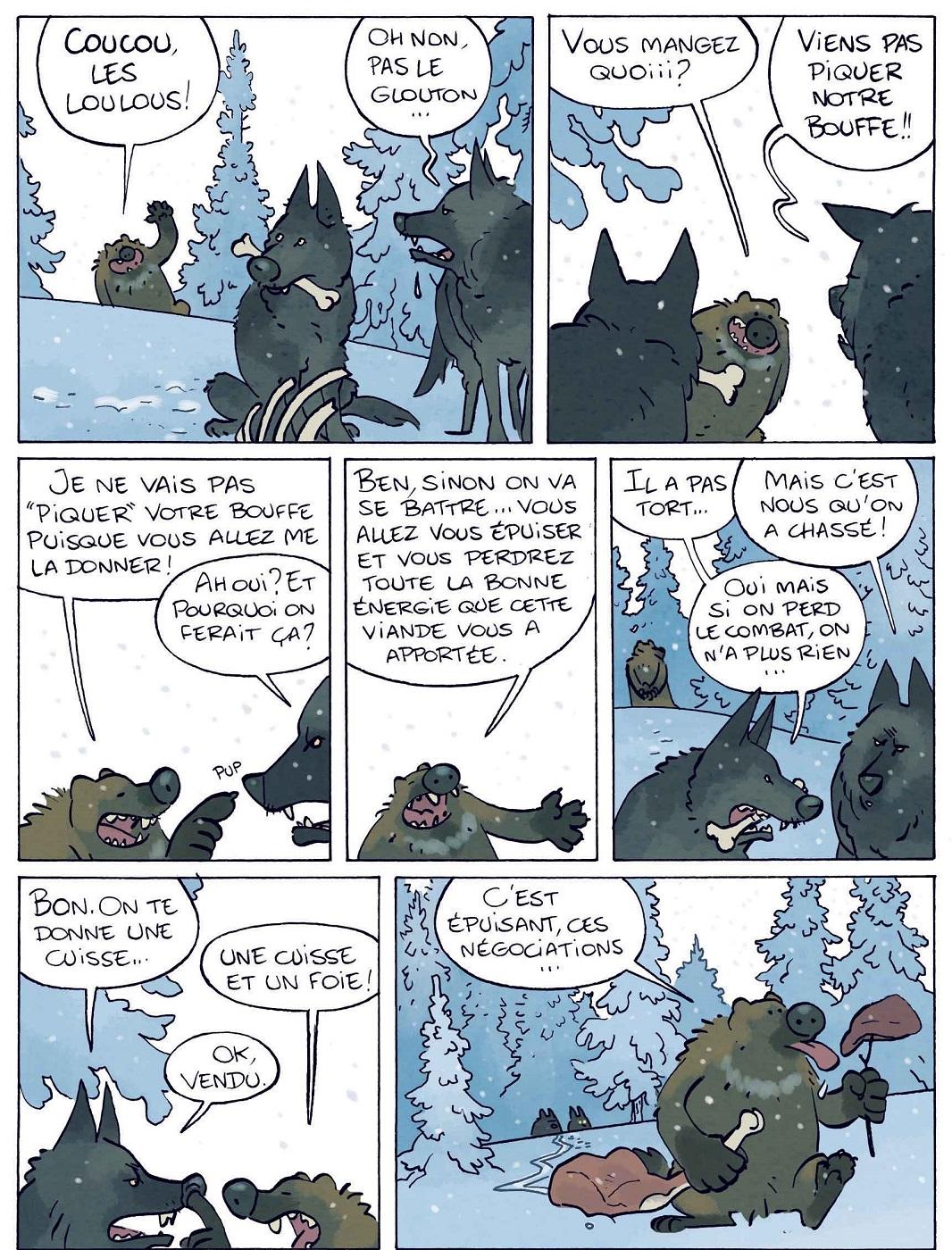 Glouton page 8