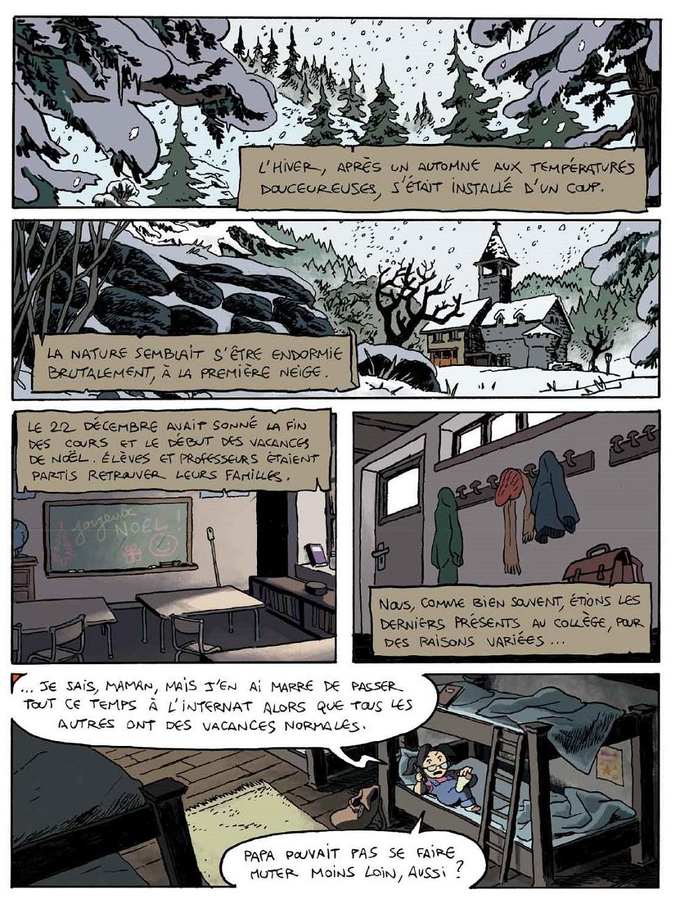 Le Collège noir T3 page 7