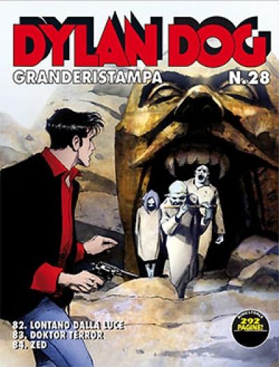 Une couverture de Dylan Dog par Corrado Roi.