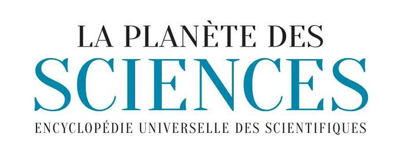La Planète des sciences titre