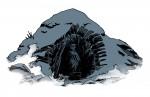 La Vierge noire du Roc des ombres