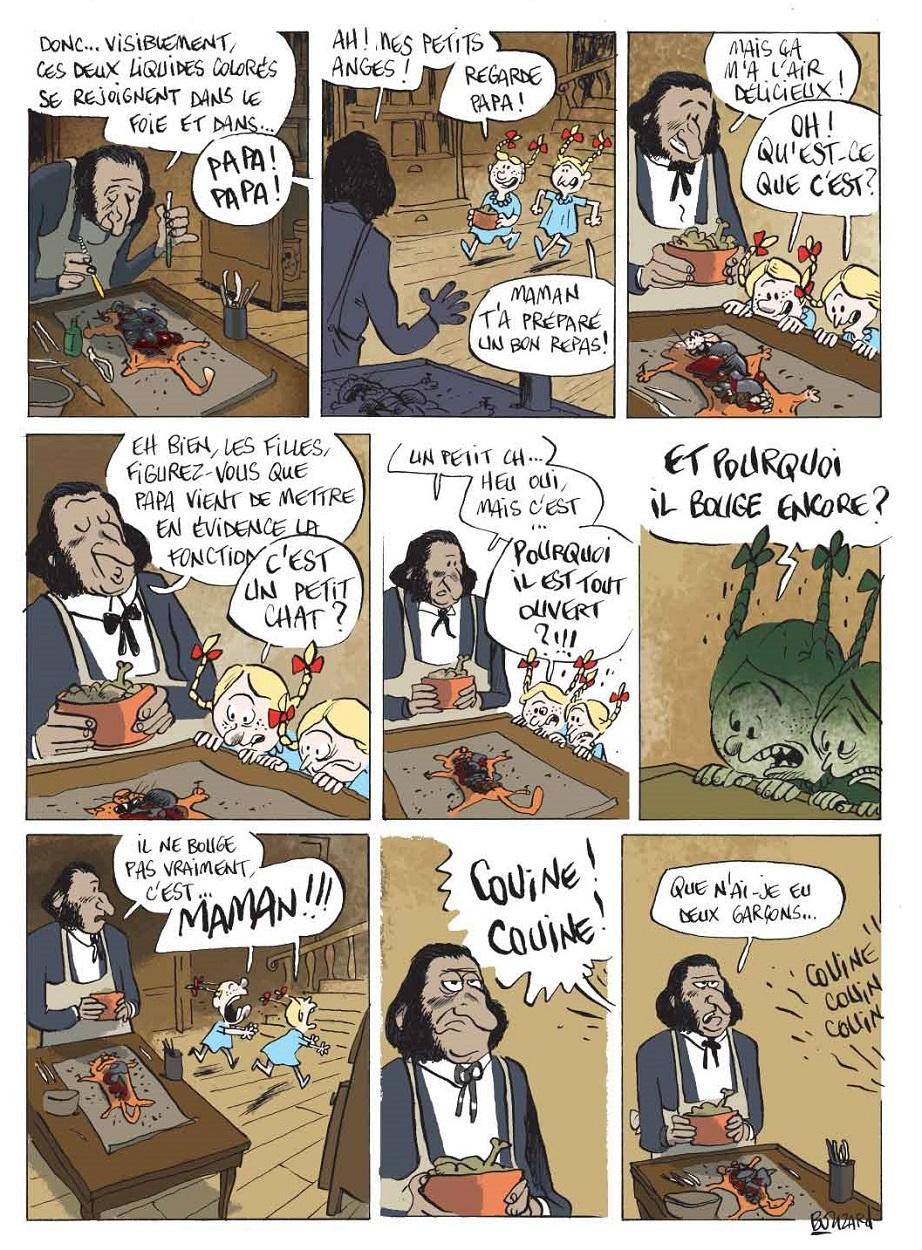 La planète des sciences Claude Bernard