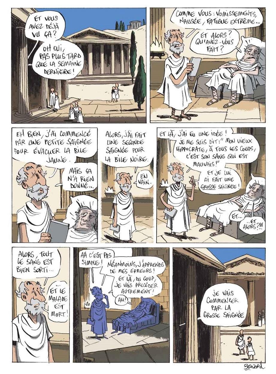 La planète des sciences Hippocrate