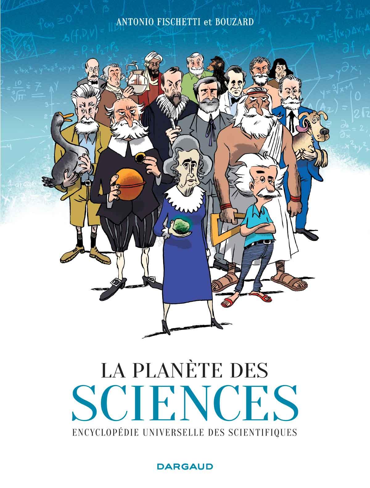 La planète des sciences couverture