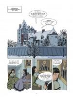 Quand Madame de Chartres s'interroge sur le destin de sa fille... (planche 7 - Dargaud 2019)