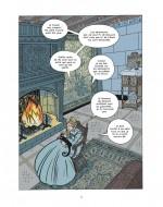 Les errements sentimentaux (planche 36 - Dargaud 2019)