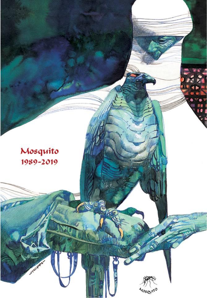 Recueil de carte 2019 Mosquito