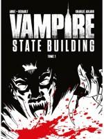 Vampire State Building couv noir