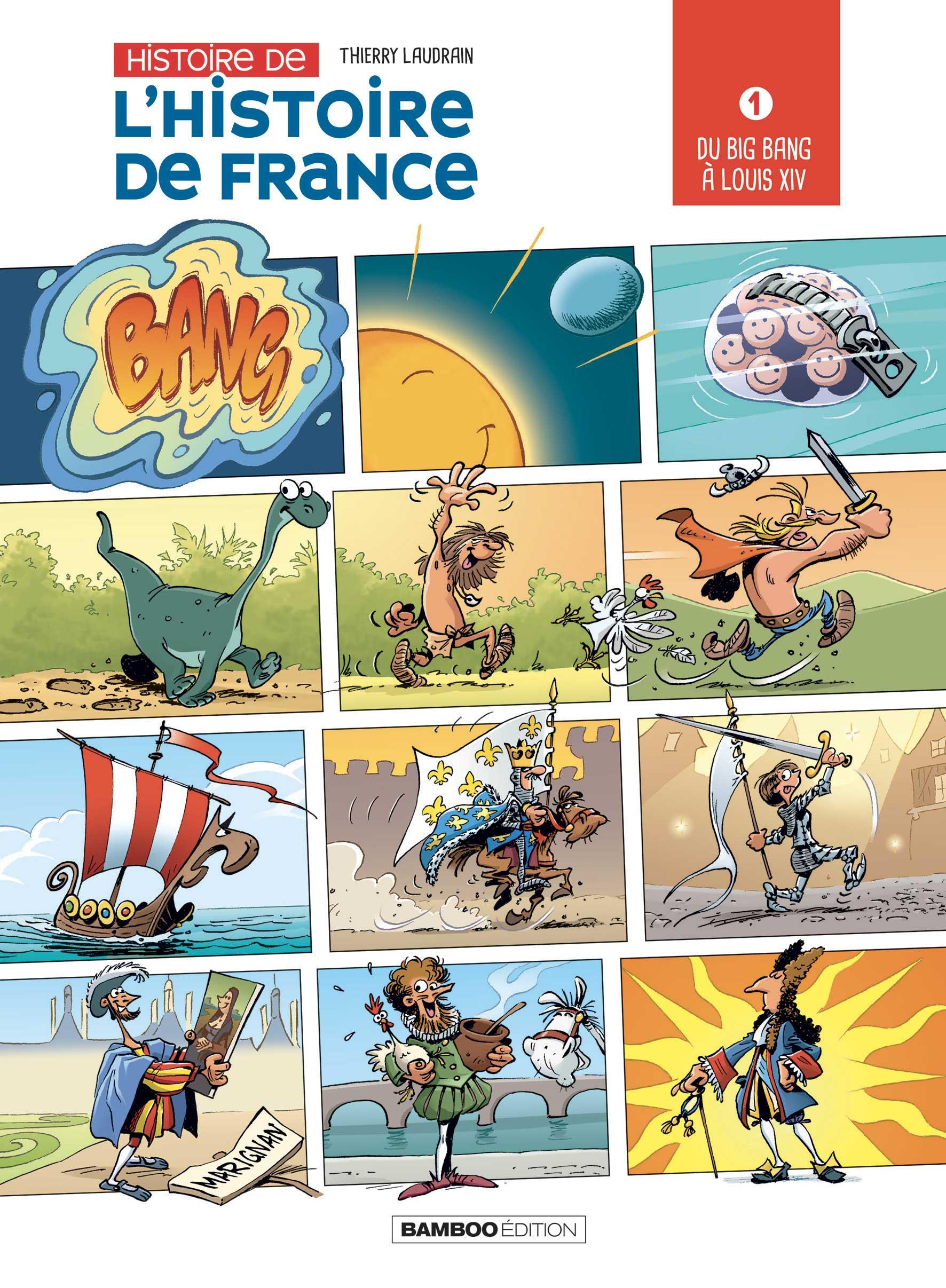 couverture histoire des histoire de France