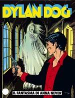 « Dylan Dog » n° 4 : le premier dessiné par Corrado Roi (scénario de Tiziano Sclavi), en 1987.