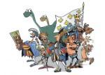 histoire de l''histoire de France personnages