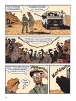 Des événements inexplicables (planche 64 - Dupuis 2017)