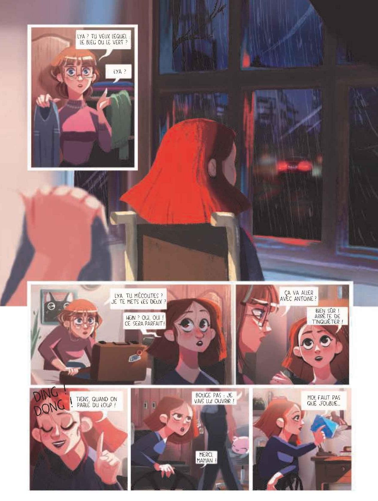 Dans les yeux de Lya page 4