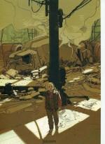 """Ex-libris """"L'Histoire de Siloé"""" pour la librairie Fantasmagories (2003)"""