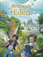 Les rescapés d'Eden T1 couverture