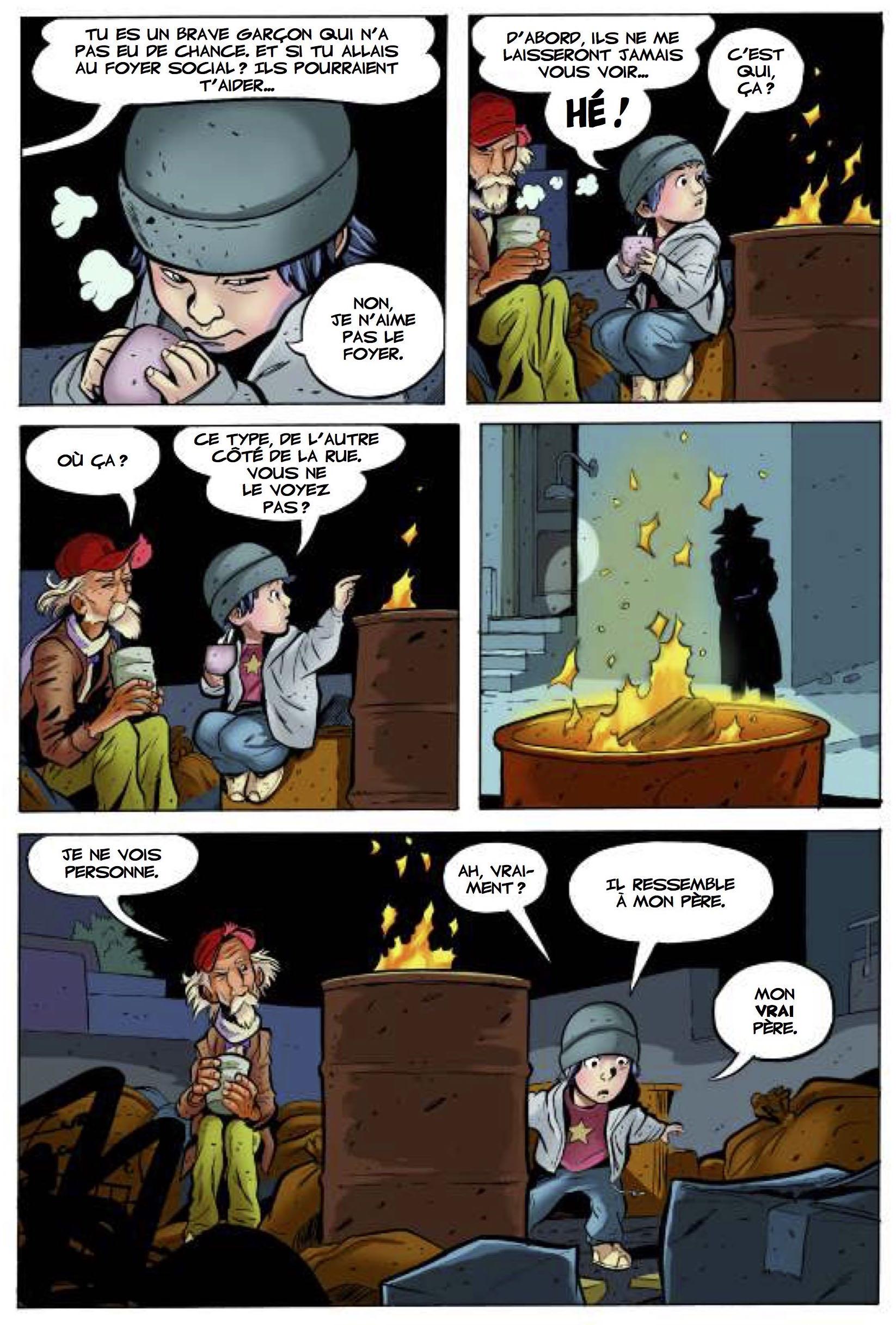 Shazam contre la société des monstres 18