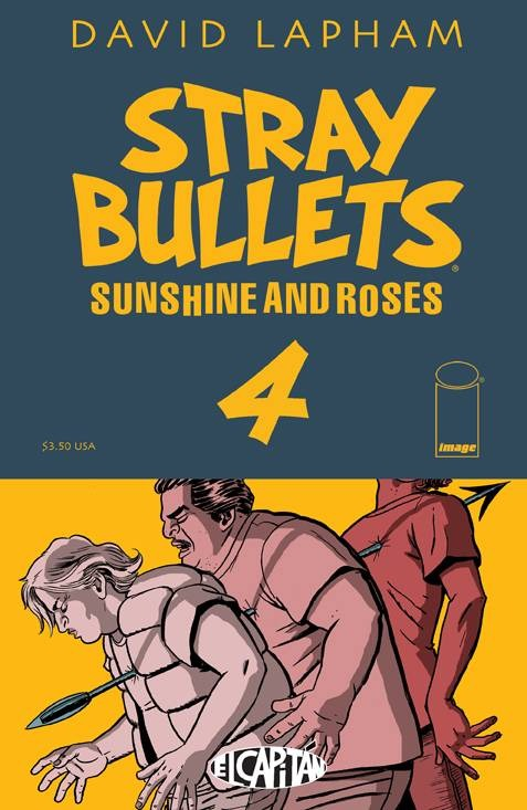 Stray Bullets Vo 2-1