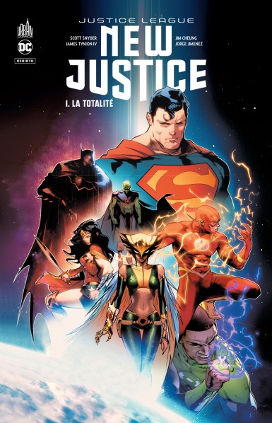 newjustice
