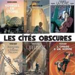 """Schuiten, des """"Cités obscures"""" au """"Dernier pharaon"""" : l'architecture en perspective"""