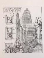 "Crayonnés pour ""Le Dernier pharaon"""