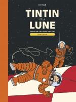 Tintin, sur la Lune 15 ans avant Armstrong... (Casterman 2019 et Géo HS de juin 2019)