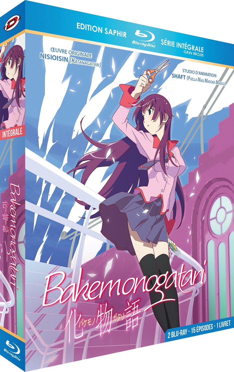 Bakemonogatari-bluRay