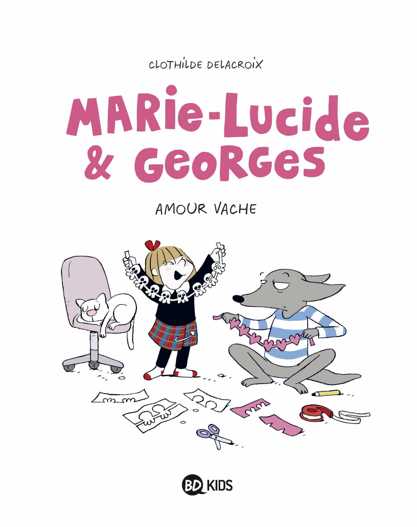 CouvertureMarie Lucide