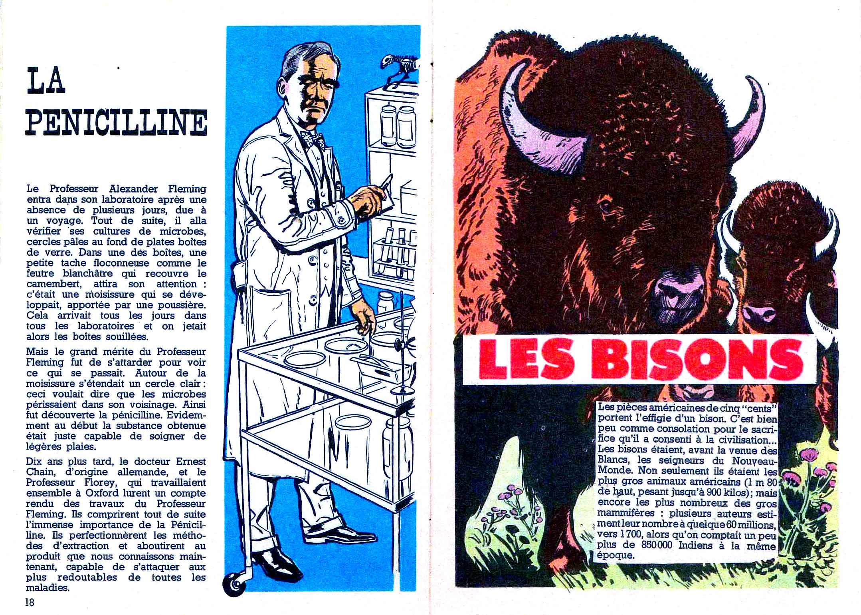 Illustrations de Jijé publiées dans Les Histoires de Bonux-Boy.