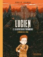 LUCIEN ET LES MYSTERIEUX PHENOMENES T1 L'EMPREINTE DE H. PRICE_C