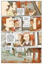 Lucien et les mystérieux phénomènes page 9