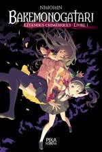 Bakemonogatari-roman