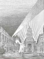 Crayonné pour le visuel de la version demi-format et couverture finalisée (Dargaud - 2019)