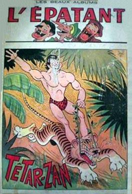 Recueil L'Épatant 1951.