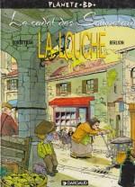1ère version de la couverture pour le T1 et planches 1 et 2 (Dargaud, 1993 - 2019)