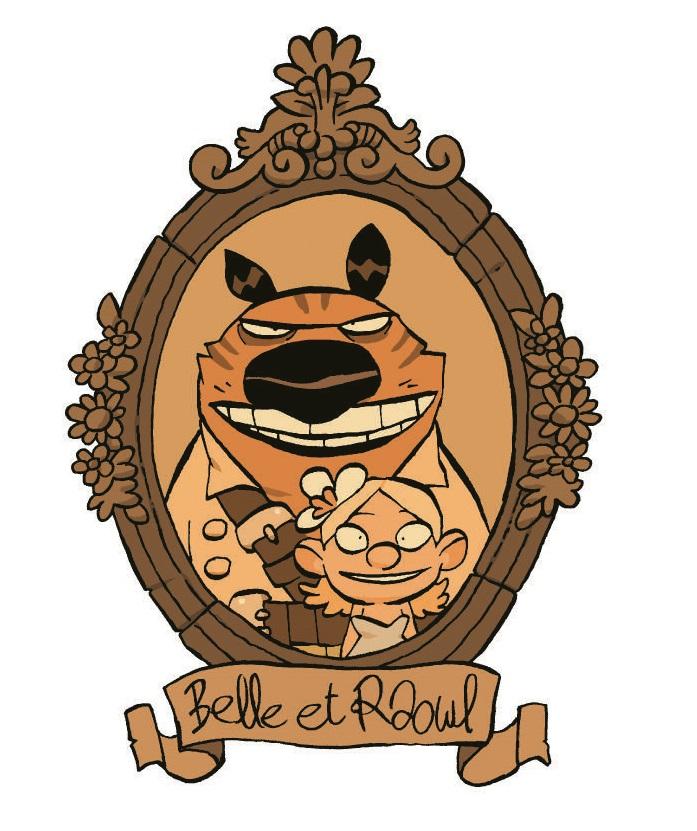 Belle et Raowl
