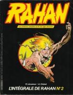 Rahan (2ème série) en collection souple noire par Vaillant (T2 en avril 1983)