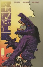 Rumble 13 couv Corben