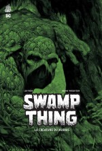 Swampt Thing cult couv