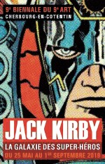 affiche-jack-kirby-cherbourg