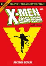 X-Men Grand Design t2 couv