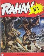 Diverses collections : Rahan (1ère série) par Vaillant (T1 en janvier 1972)