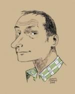 Autoportrait de Ramón Marcos.