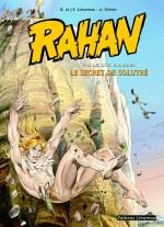 Rahan et le secret de Solutré (éditions Lécureux, juin 2004)
