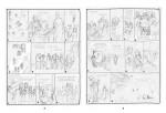 Storyboard pour les planches 4 et 5