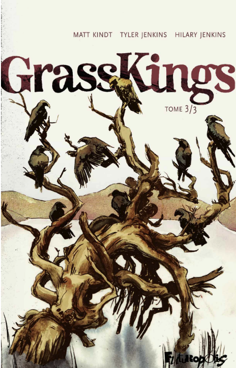 GrassKings T3 couv