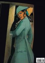 Isa, énigmatique aristocrate, présentée en 4e de couverture du T1 (Glénat, 1980).